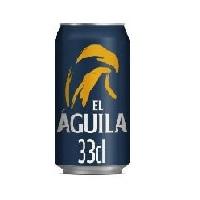El Águila lata 33cl